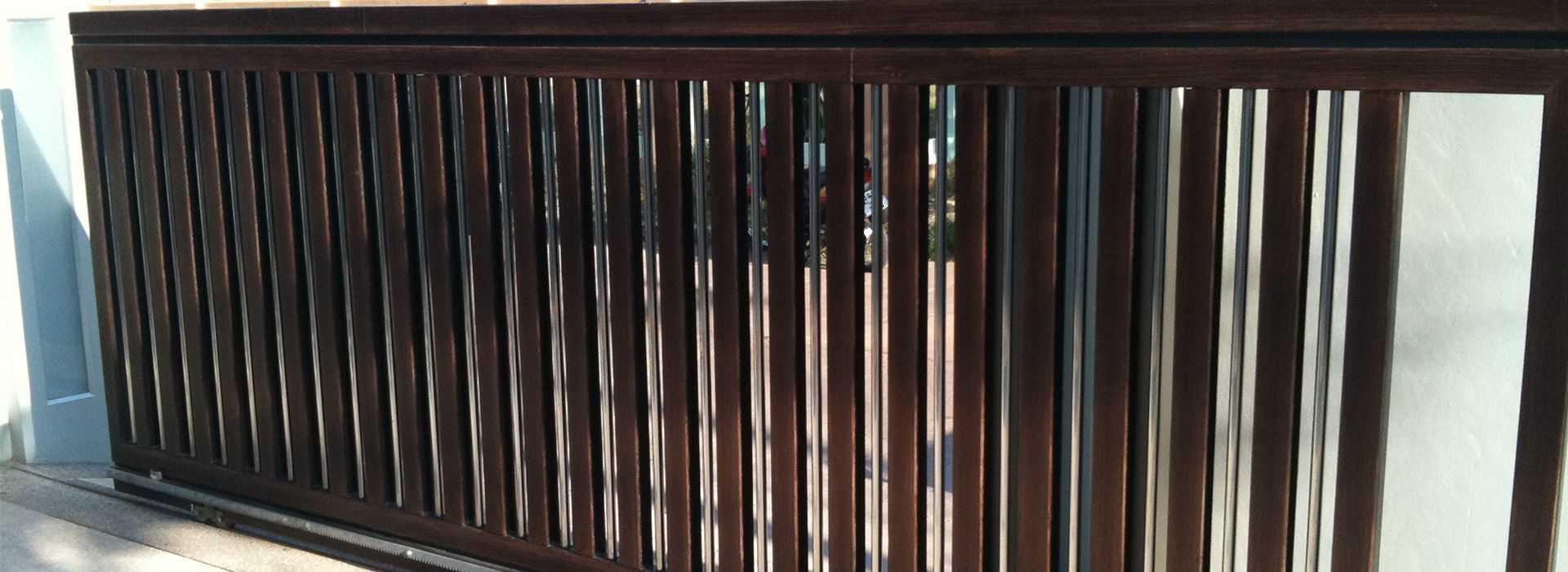 sling auto slide gate